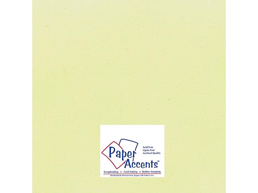 Accent Design Paper Accents Cdstk Smooth 12x12 74# Spring Breeze