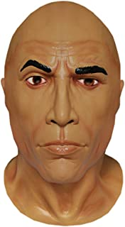 Men's WWE The Rock Mask, Multi, One Size