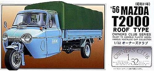 1 32 MAZDA T2000 ROOF TYPE 1956