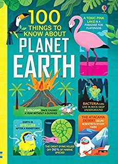 100 Things to Know About Planet Earth (1474950620)   Amazon price tracker / tracking, Amazon price history charts, Amazon price watches, Amazon price drop alerts