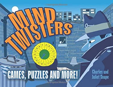 Mind Twisters: Games, Puzzles and More! (Dover Children's Activity Books)