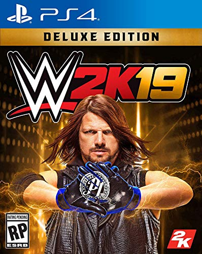 WWE 2K19 - Deluxe Edition for PlayStation 4 [USA]