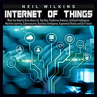 Internet of Things audiobook cover art