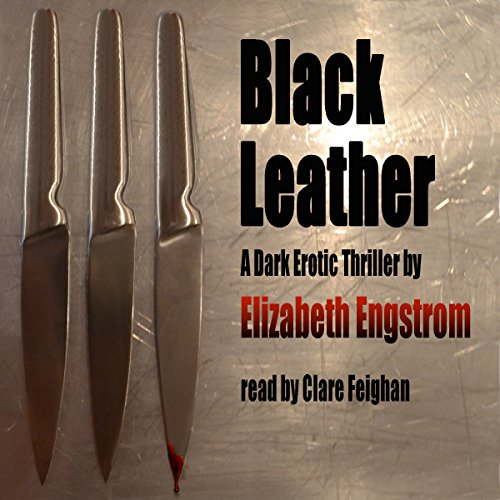 Black Leather audiobook cover art