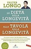 La dieta della longevità, Alla tavola della longevità - edizione omnibus
