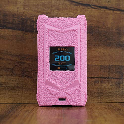 ModShield for Snowwolf MFeng 200W TC Silicone Case ByJojo Protective Cover (Pink)