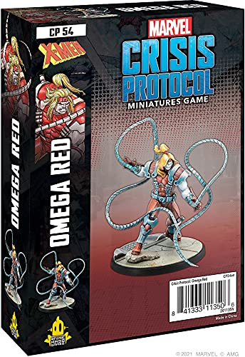 Omega Red - Marvel Crisis Protocol