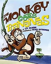 monkey goes bananas