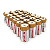 Best D Batteries - Tenergy 1.5V D Alkaline LR20 Battery, High Performance Review