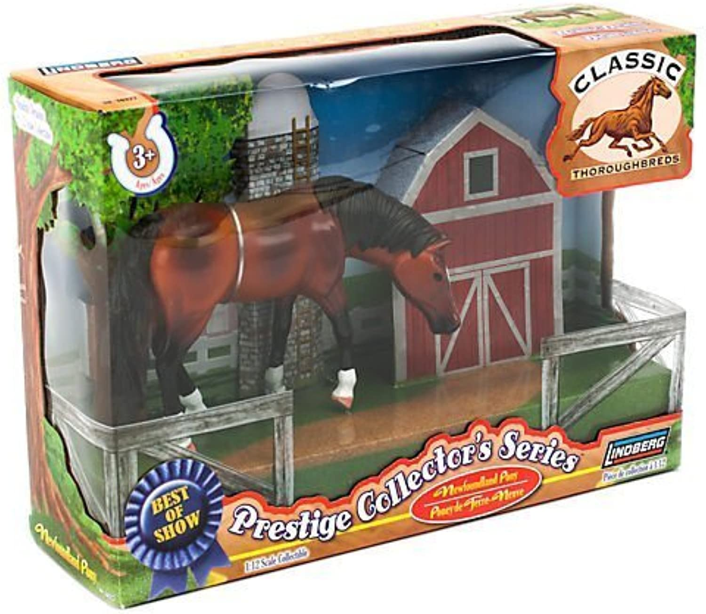 comprar mejor 1 1 1 12 Thoroughbrojo Newfoundland Pony by Lindberg  para barato
