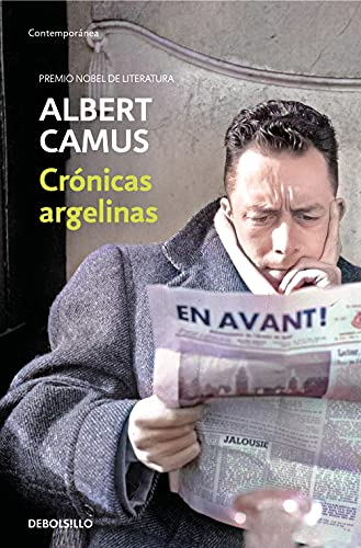 Crónicas argelinas (Spanish Edition)