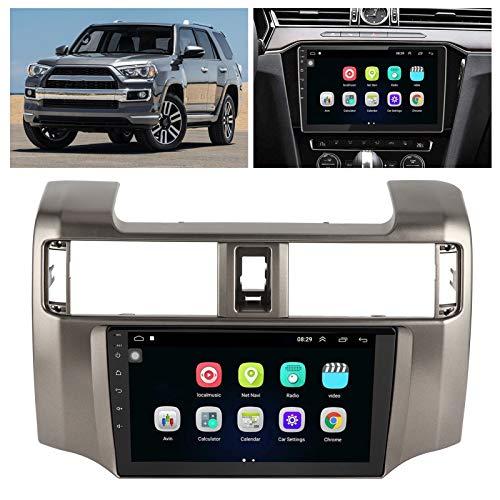 Reproductor multimedia para coche, navegador de coche de pantalla de navegación Systerm de navegación para teléfonos móviles(WiFi version 2+32G, Pisa Leaning Tower Type)