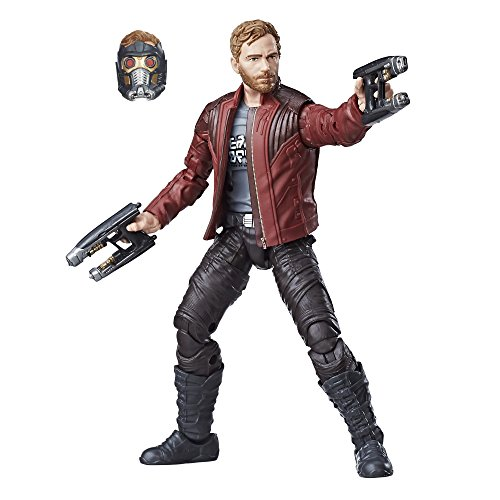 Marvel Legends Guardiani della Galassia Vol. 2 - Star Lord 15cm figura di azione