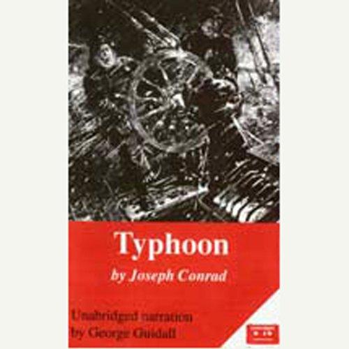 Typhoon audiobook cover art