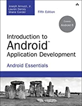Introduction to Android Application Development: Android Essentials (Developer's Library)