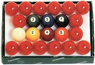 Best replacement snooker balls Reviews