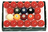 Aramith 2-1/4' Snooker Billiard/Pool Balls, Complete 22 Ball Set