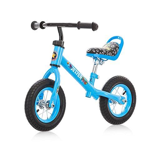 Chipolino Balance Bike Jetter, Blauw