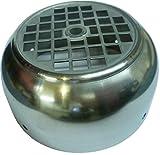 Cubierta para ventilador de motor eléctrico, protector de ventilador, tamaño de marco 90