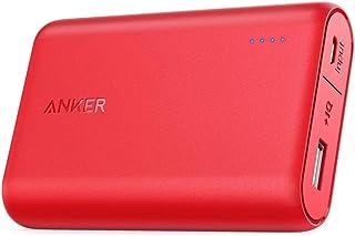 Anker PowerCore 1 000 mAh externt batteri, mindre och lättare powerbank, extra kompakt för iPhone XS Max/XR/XS/X/8/8Plus/...