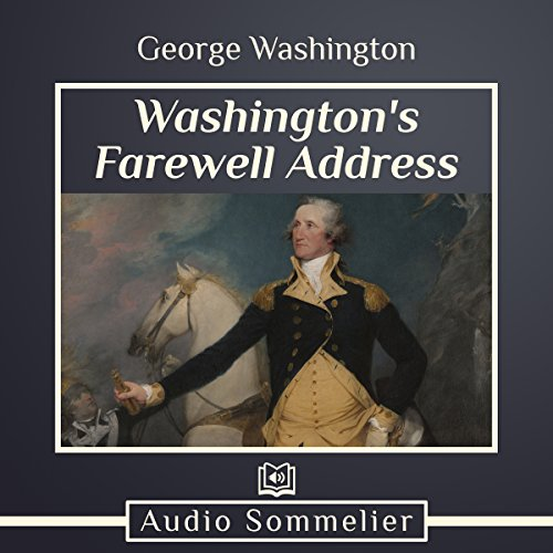 Washington's Farewell Address audiobook cover art