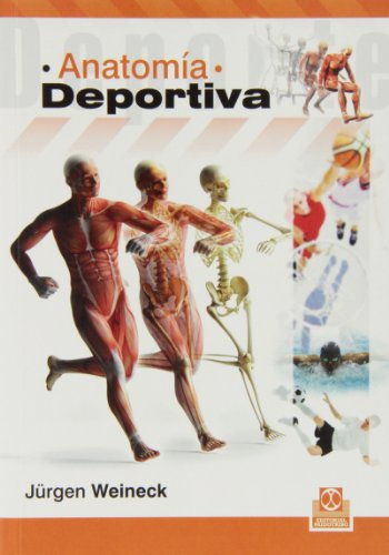 Anatomía deportiva (Bicolor) (Medicina)