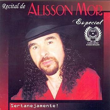 Recital de Alisson Mor Especial: Sertanejamente