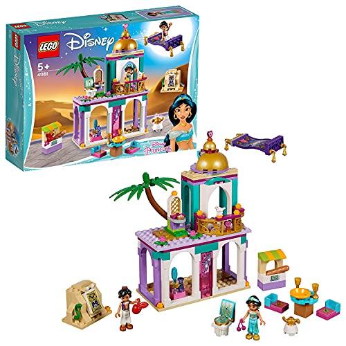 LEGO 41161 Disney Princess Le Avventure nel Palazzo di Aladdin e Jasmine (Ritirato dal Produttore)