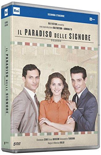 Il Paradiso Delle Signore 2°St (Box 5 Dvd)