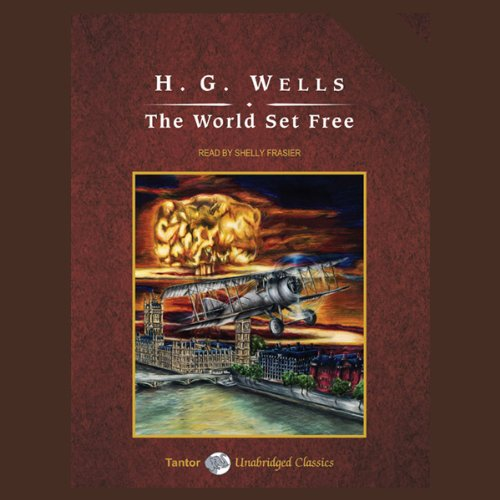 Couverture de The World Set Free