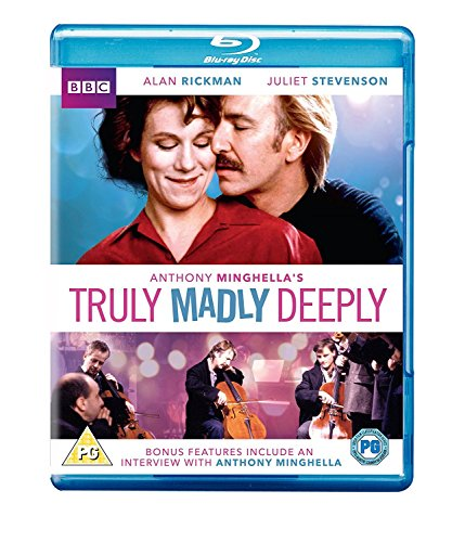 Truly, Madly, Deeply [UK import, region B PAL format]