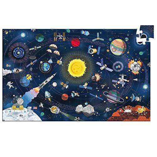 Djeco Observación EL Espacio P. Raumbeobachtung (37413), bunt