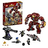 LEGO 76104 Super Heroes Incursión demoledora del Hulkbuster (Descontinuado por...