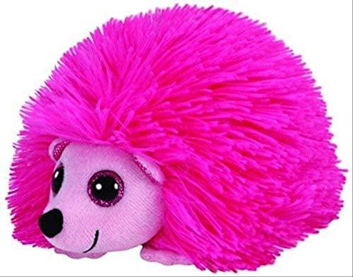 NC87 Super Cute Mink Fur Small Hedgehog Fur Pendant Small Mouse Backpack Bag Pendant Keychain 12cm