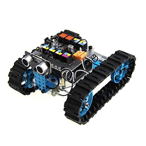 Preisvergleich Produktbild Makeblock V2.0 Starter Robot Kit mit Elektronik Blau