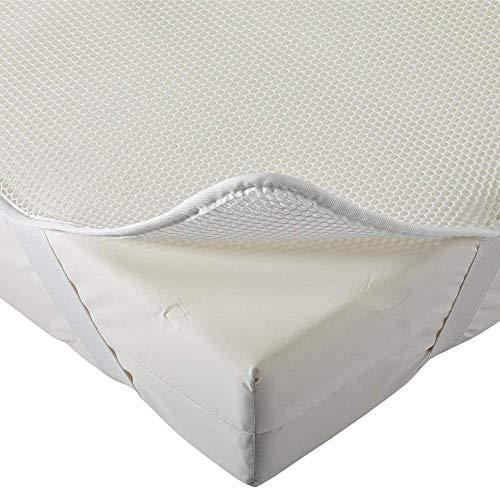 Aerosleep-A partir de 140-070Baby original Colchón, 70x 140cm, color blanco