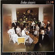 Linha Singers - Divertimento Con Maestri - Opus - 9116 1030