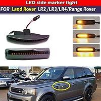AL ダイナミック ライト 対応車種: レンジ ローバー/ROVER スポーツ LR2 フリーランダー 2008-2009.LR3 LR4 ディスカバリー 2005-2015 AL-JJ-5897