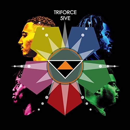 triforce 5ive triforce