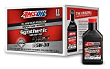 Amsoil 5W-30 Signature Series Synthetic Motor Oil (12...