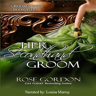 Her Secondhand Groom audiobook cover art
