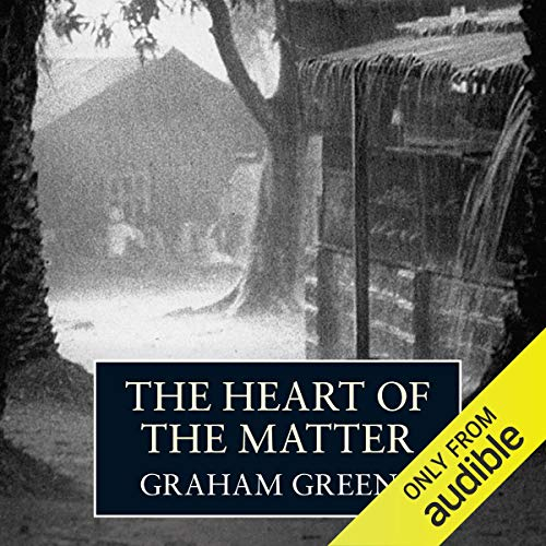 The Heart of the Matter  By  cover art