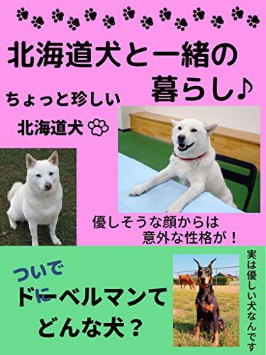 北海道犬と一緒の暮らし