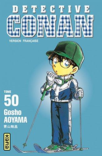Détective Conan - Tome 50