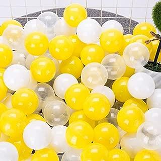Best yellow plastic ball Reviews