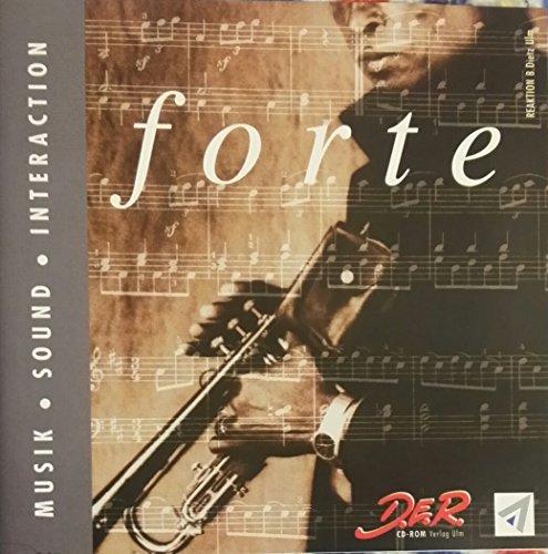 Forte - Notensatz Programm das Original