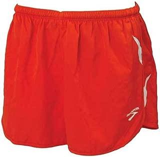 Brooks Women's Split Running Shorts Red Size Large