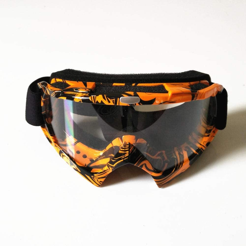 SlimpleStudio Gafas a Prueba de Viento para Deportes de Invierno,Gafas de Ciclismo al Aire Libre, Gafas de esquí, Equipos de Ciclismo, Gafas de esquí de Fondo