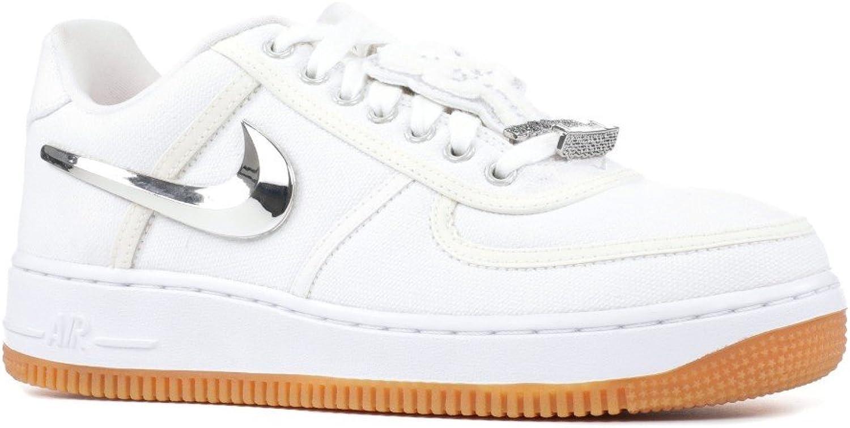 Nike AIR Force 1 Low 'Travis Scott' AQ4211 100 B07B8JWC47
