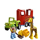 LEGO Duplo LEGOVille Circus Transport 10550 by LEGO